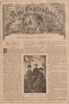 """Neue Gartenlaube : Beilage zum """"Danziger Courier"""". 1900, № 41 ([14 Oktober])"""