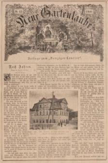 """Neue Gartenlaube : Beilage zum """"Danziger Courier"""". 1900, № 45 ([11 November])"""