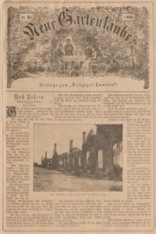 """Neue Gartenlaube : Beilage zum """"Danziger Courier"""". 1900, № 46 ([18 November])"""
