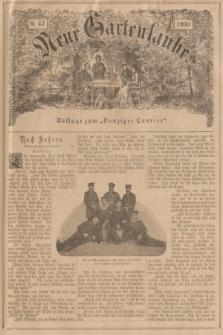 """Neue Gartenlaube : Beilage zum """"Danziger Courier"""". 1900, № 47 ([25 November])"""