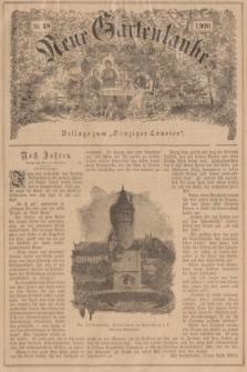 """Neue Gartenlaube : Beilage zum """"Danziger Courier"""". 1900, № 48 ([2 Dezember])"""