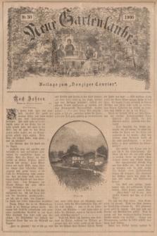 """Neue Gartenlaube : Beilage zum """"Danziger Courier"""". 1900, № 50 ([16 Dezember])"""