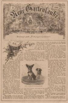 """Neue Gartenlaube : Beilage zum """"Danziger Courier"""". 1900, № 51 ([23 Dezember])"""