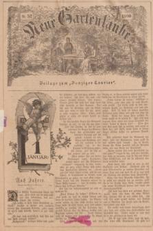 """Neue Gartenlaube : Beilage zum """"Danziger Courier"""". 1900, № 52 ([30 Dezember])"""