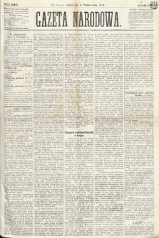 Gazeta Narodowa. 1870, nr245