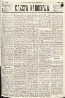 Gazeta Narodowa. 1870, nr246
