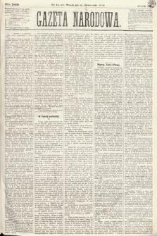 Gazeta Narodowa. 1870, nr248