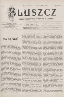 Bluszcz : pismo tygodniowe illustrowane dla kobiet. nr 33