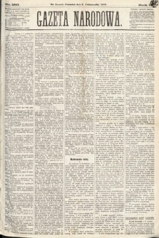 Gazeta Narodowa. 1870, nr250