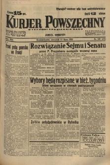 Kurjer Powszechny. 1935, nr189