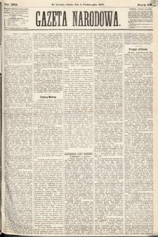 Gazeta Narodowa. 1870, nr252