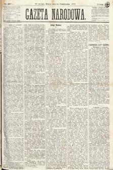Gazeta Narodowa. 1870, nr255