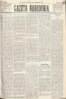Gazeta Narodowa. 1870, nr256