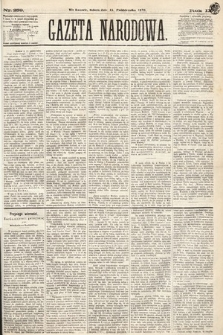 Gazeta Narodowa. 1870, nr259