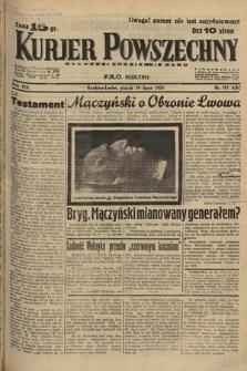 Kurjer Powszechny. 1935, nr197