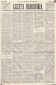 Gazeta Narodowa. 1870, nr263
