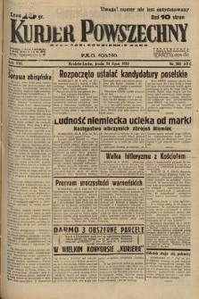 Kurjer Powszechny. 1935, nr202