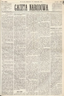 Gazeta Narodowa. 1870, nr266