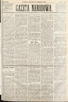 Gazeta Narodowa. 1870, nr270