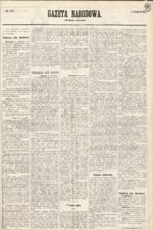 Gazeta Narodowa (wydanie wieczorne). 1870, nr277