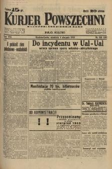 Kurjer Powszechny. 1935, nr213