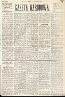 Gazeta Narodowa. 1870, nr280