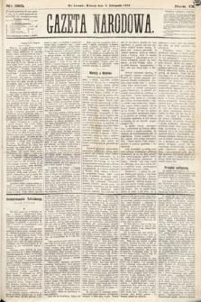 Gazeta Narodowa. 1870, nr283