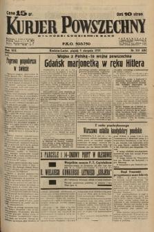 Kurjer Powszechny. 1935, nr218