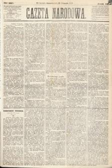 Gazeta Narodowa. 1870, nr285
