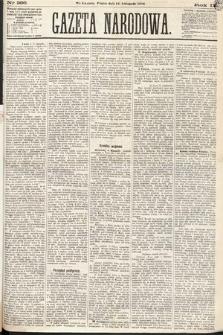 Gazeta Narodowa. 1870, nr286