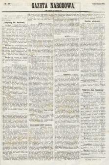 Gazeta Narodowa (wydanie wieczorne). 1870, nr289