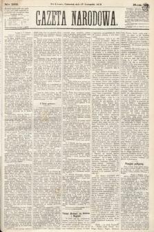 Gazeta Narodowa. 1870, nr292
