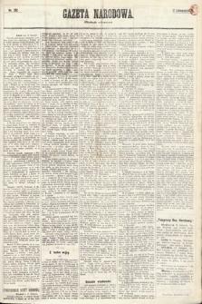 Gazeta Narodowa (wydanie wieczorne). 1870, nr292
