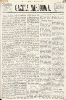 Gazeta Narodowa. 1870, nr293