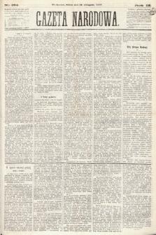 Gazeta Narodowa. 1870, nr294