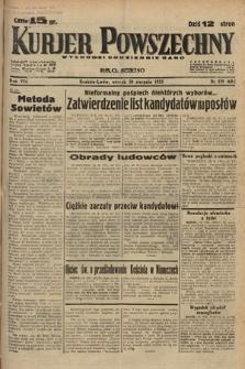Kurjer Powszechny. 1935, nr229