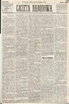 Gazeta Narodowa. 1870, nr297