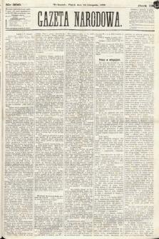 Gazeta Narodowa. 1870, nr300