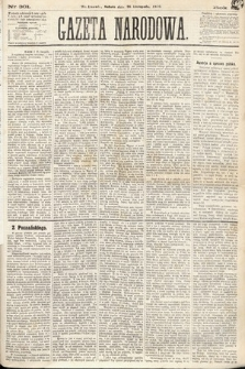 Gazeta Narodowa. 1870, nr301