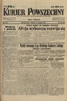Kurjer Powszechny. 1935, nr234