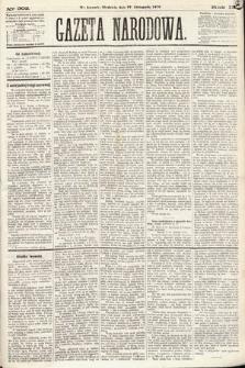 Gazeta Narodowa. 1870, nr302