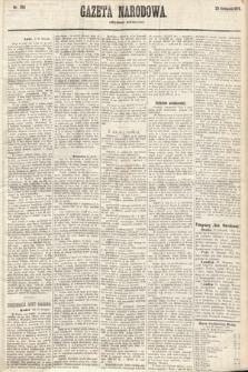 Gazeta Narodowa (wydanie wieczorne). 1870, nr304