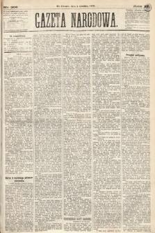 Gazeta Narodowa. 1870, nr306