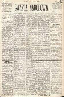 Gazeta Narodowa. 1870, nr307