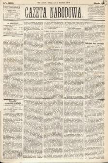 Gazeta Narodowa. 1870, nr308