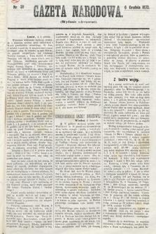 Gazeta Narodowa (wydanie wieczorne). 1870, nr311