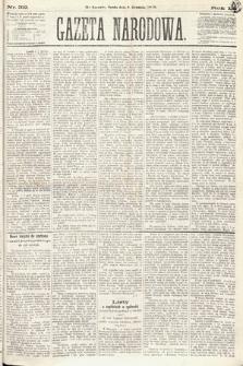 Gazeta Narodowa. 1870, nr312