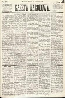 Gazeta Narodowa. 1870, nr313