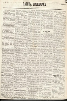 Gazeta Narodowa (wydanie wieczorne). 1870, nr314