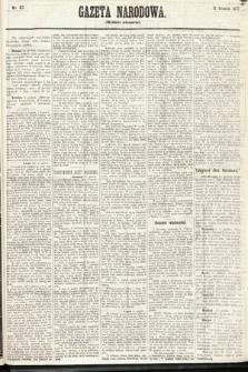 Gazeta Narodowa (wydanie wieczorne). 1870, nr317
